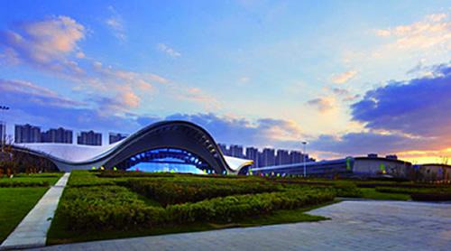 合肥濱湖國(guo)際會(hui)展中心