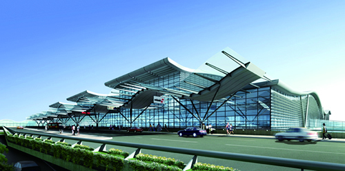 Xiaoshan international airport